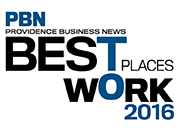 Providence Business News Best Places to Work 2016