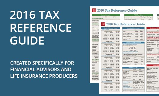 BSMG Tax Reference Guide 2016 - BSMG
