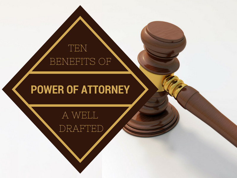 Durable Power of Attorney & No-Lapse Universal Life ...